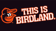 Pictures: Orioles unveil new logos