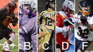Quint Kessenich's 2014 midterm lacrosse grades