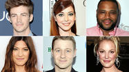 Familiar faces: The stars of 2014-15's new TV shows