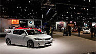 <b>Panoramas:</b> 2011 L.A. Auto Show
