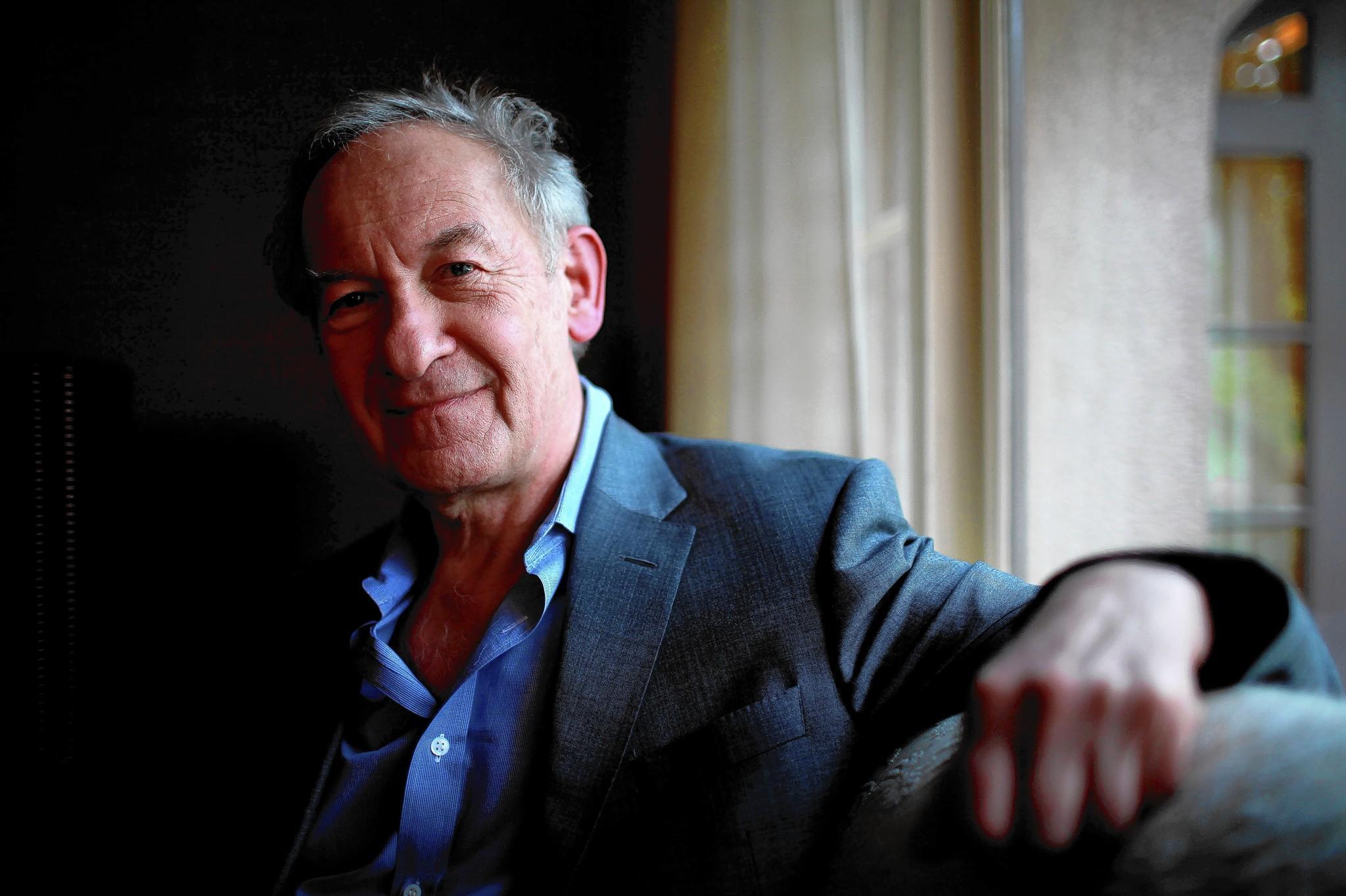 Historian Simon Scharma