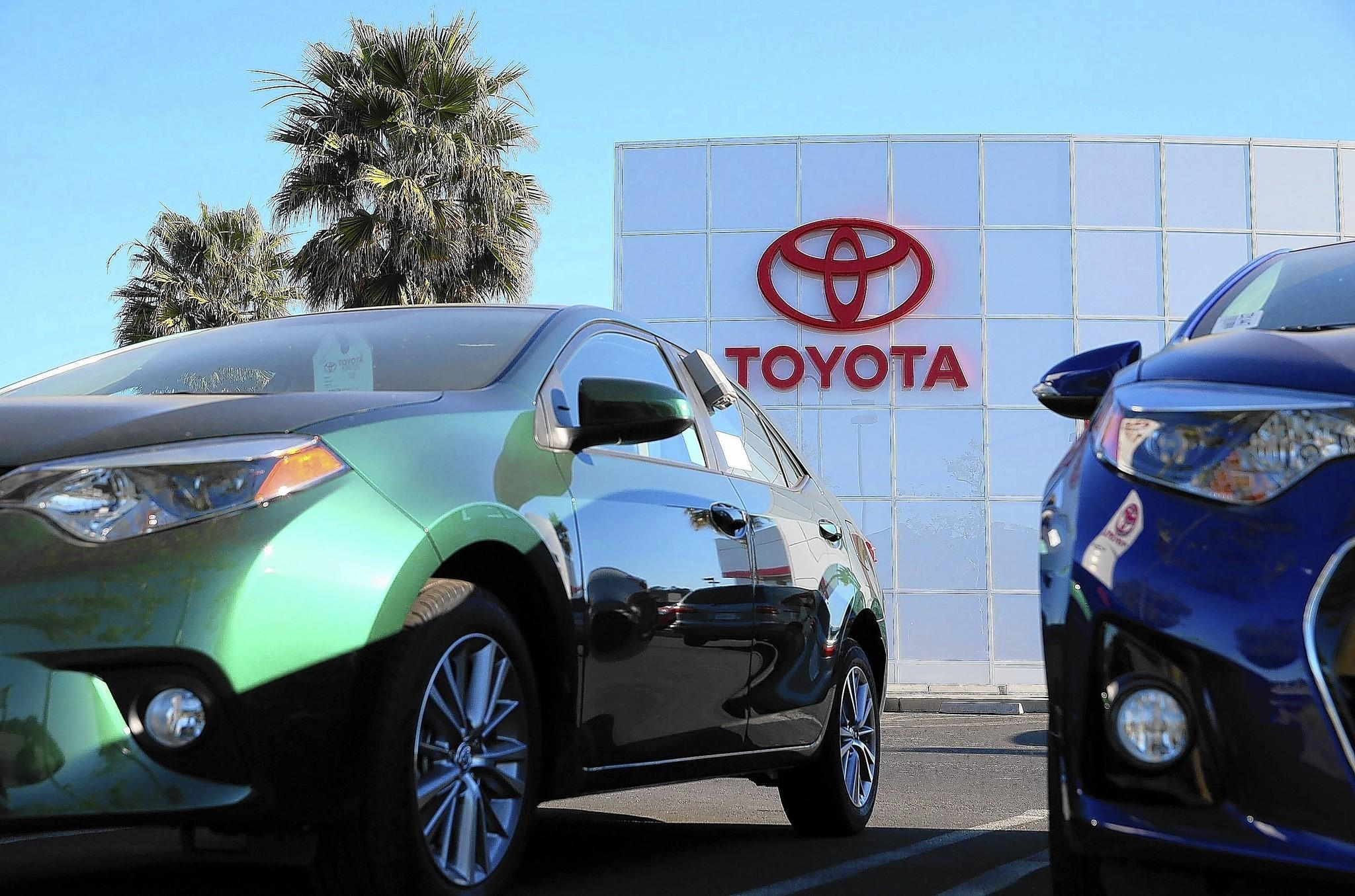 The settlement brings Toyota's tab for the sudden-acceleration ordeal to about $5 billion in fines, settlements, repair costs and lost sales.