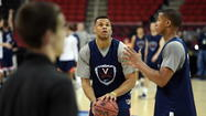 Top-seed Virginia vows not to look past underdog Coastal Carolina in NCAA tournament