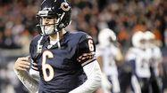 Bears' Jay Cutler breaks thumb