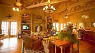Bullard House Lodge at Charlane Plantation in Bullard, Ga.