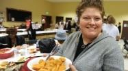 Towson Jaycees offer a feast for 200 people at local church