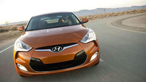 Hyundai Veloster is filled with value but low on power
