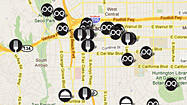Interactive map: Southern California Close-ups: Hotels, restaurants, sights in San Gabriel Valley