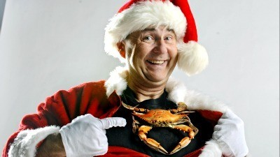 david deboy 30 years of crabs for christmas baltimore sun