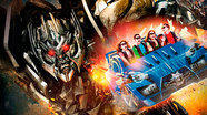 Scene-by-scene preview: Transformers ride at Universal Studios