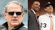 Personnel breakdown of White Sox organization