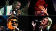 Grammys 2012: Top nominees