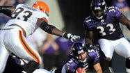 Ravens Beat: Scoring on Browns will be tough in red zone