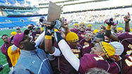 Dunbar rallies to win eighth state football title