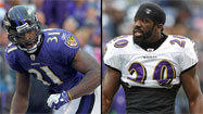 Alongside Ed Reed, Ravens' Pollard living the dream