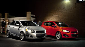 Chevrolet Sonic is a sound subcompact