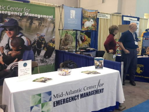 The 51st Virginia Emergency Management Symposium was held on March 19-21 at the Hampton Roads Convention Center. During the three-day conference, 400 emergency personnel, vendors, and speakers gathered to learn new ways to manage preparedness, response, recovery and mitigation efforts.