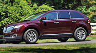 Update pushes 2011 Lincoln MKX to the top