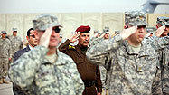 U.S. military formally ends mission in Iraq