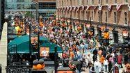 More details on Camden Yards improvements, statues