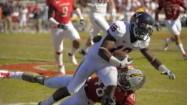 Teel Time: Kris Burd, Virginia's No. 2 career receiver, excels as blocker, too