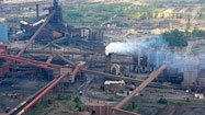 Sparrows Point steel mill shuts down suddenly