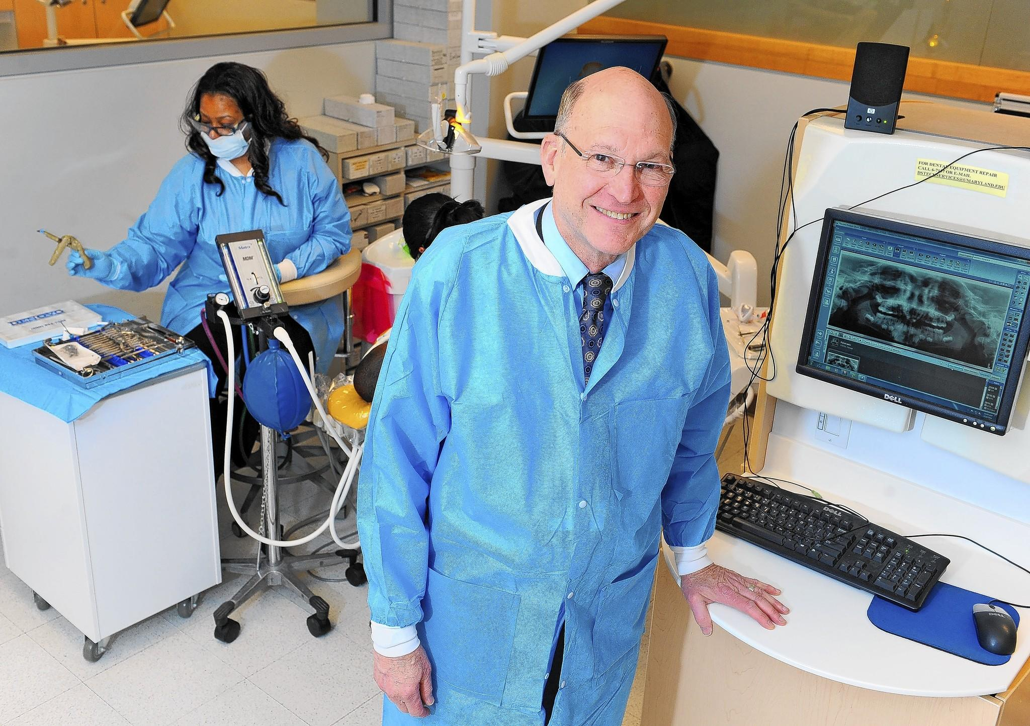 Dr. Norman Tinanoff is a professor of pediatric dentistry at University of Maryland.