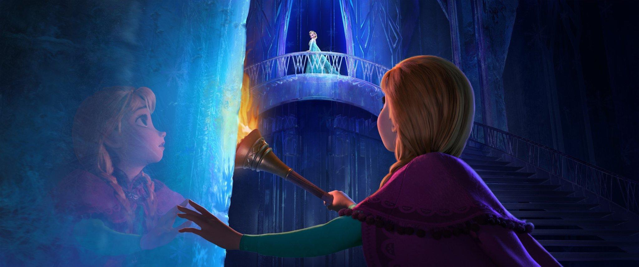 """Disney's animated """"Frozen."""""""