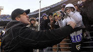 With home-field on the line, Ravens will treat Sunday like a playoff game