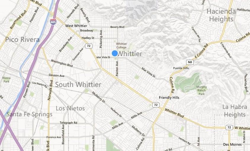 Whittier, Calif.