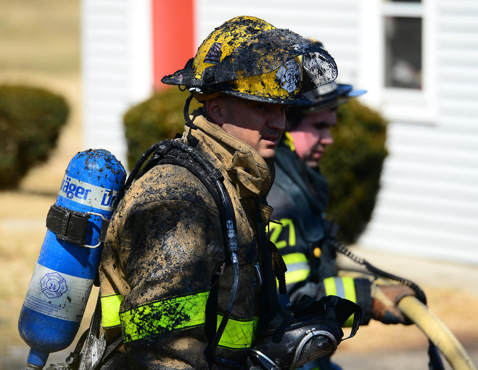 Fire crews in Palmer Township have been called to a blaze at a home on Leeman Street, according to Northampton County 911. The calls came in around 12:45 p.m. and a supervisor said fire crews reported a working house fire at 44 Leeman St.
