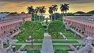 Sarasota's Ringling Museum manipulates light with 'skyscape' installation