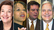 Top-paid lobbyists in Maryland for 2011