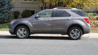 car review 2012 chevrolet equinox chicago tribune. Black Bedroom Furniture Sets. Home Design Ideas