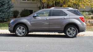 Car review: 2012 Chevrolet Equinox