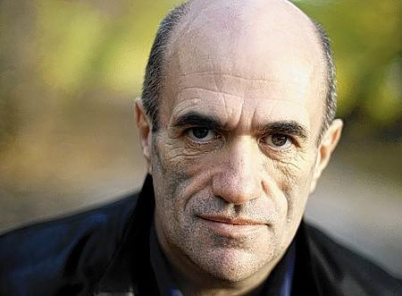 Playwright and novelist Colm Toibin.