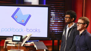 Mark Cuban invests $250,000 in Packback on 'Shark Tank'