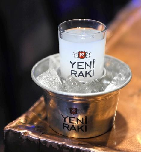 The Yeni Raki at Cazbar