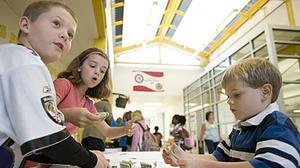 Will giving children an allowance make them smarter about finances?