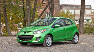 Car review: 2012 Mazda Mazda2