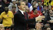 Turgeon focused on improving Maryland's defense, rebounding