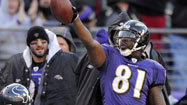 Boldin makes immediate impact for Ravens