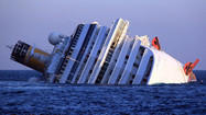 Costa Concordia capsizing spotlights cruise ship safety