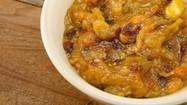 Recipe: Apple chipotle chutney