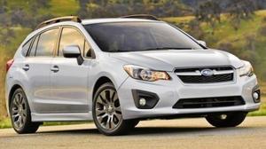 2012 Subaru Impreza adds fuel economy