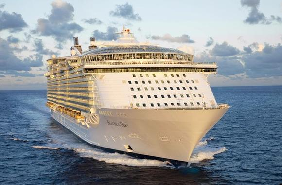 Trends in ship cruises in 2012.