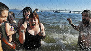 Your pictures: Polar Bear Plunge