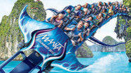Wing-dipping Manta coaster coming to SeaWorld San Diego in May