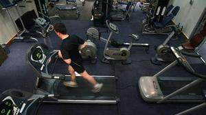 Warm up, ease back into exercise