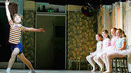 Handling your son's newfound passion for ballet